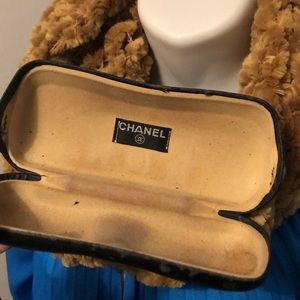 CHANEL Accessories - Chanel Eye glasses case